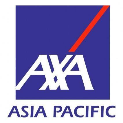 free vector Axa asia pacific