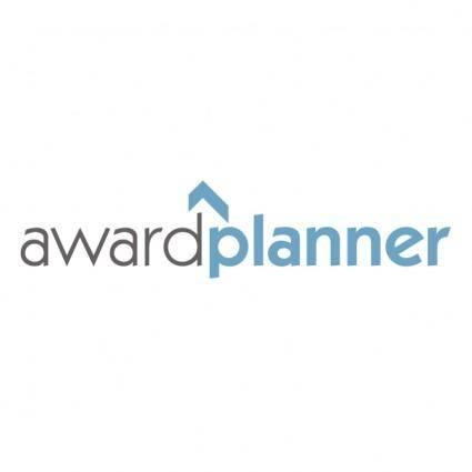 Award planner