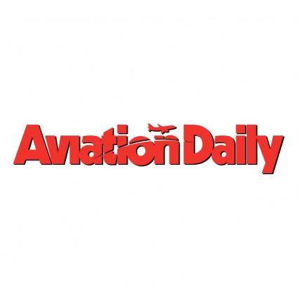 free vector Aviation daily