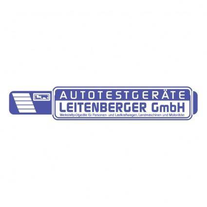 free vector Autotestgetare leitenberger