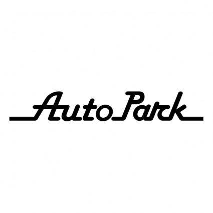 free vector Autoparck