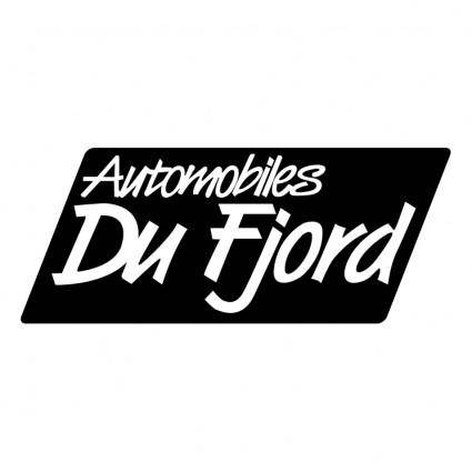 free vector Automobiles du fjord