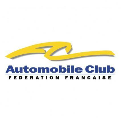free vector Automobile club