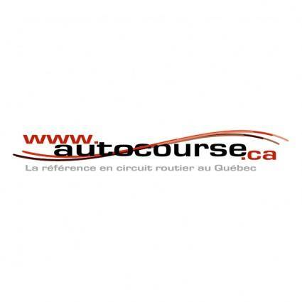 free vector Autocourse 0