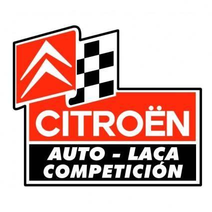 free vector Auto laca competicion