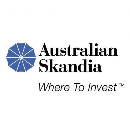 free vector Australian skandia