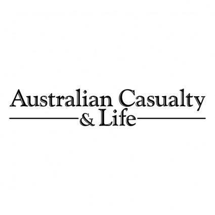Australian casualty life