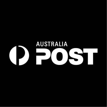 free vector Australia post