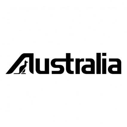 free vector Australia 0