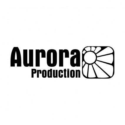 free vector Aurora production 0
