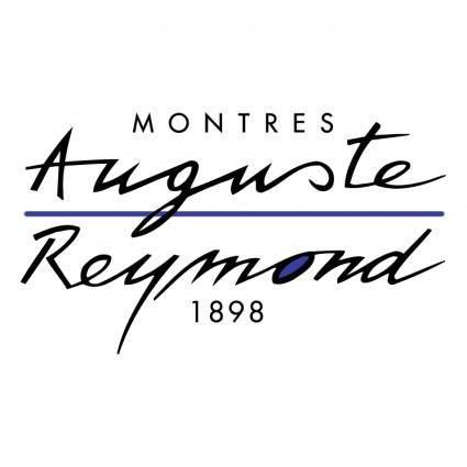 free vector Auguste reymond