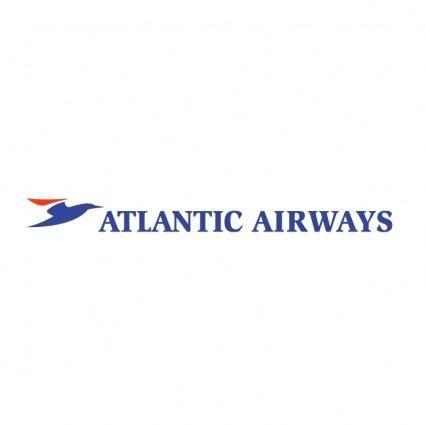 free vector Atlantic airways