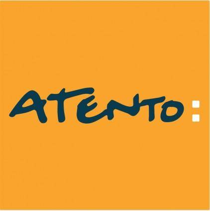 free vector Atento 2