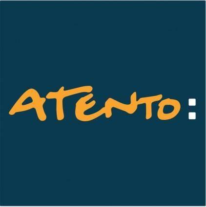 free vector Atento 1