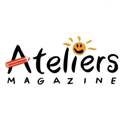 Ateliers magazine