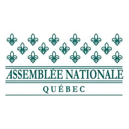 Assemblee nationale quebec