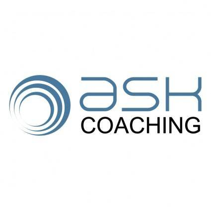 Ask coaching