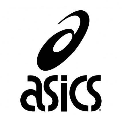 free vector Asics 0
