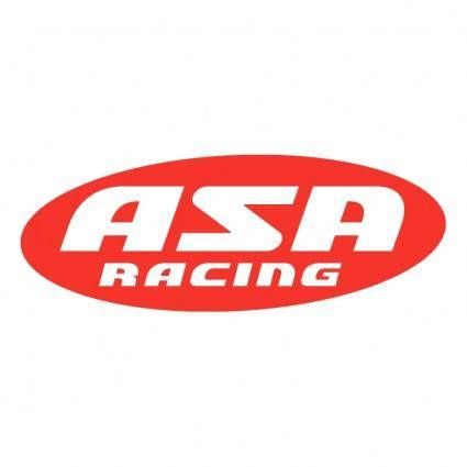free vector Asa racing