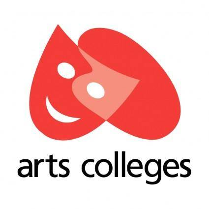 free vector Arts colleges