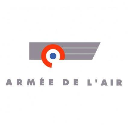 Armee de lair francaise