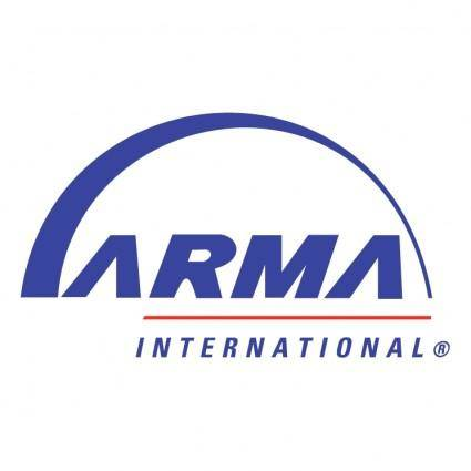 free vector Arma international