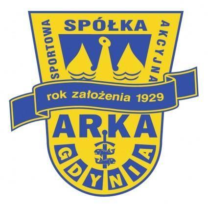 free vector Arka gdynia