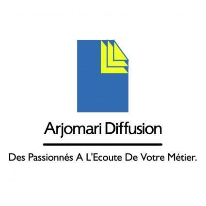 free vector Arjomari diffusion