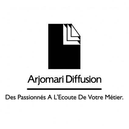 Arjomari diffusion 0