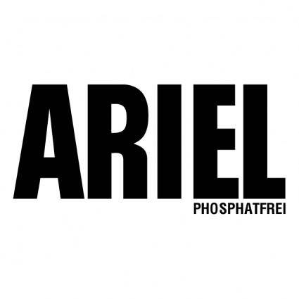 free vector Ariel phosphatfrei