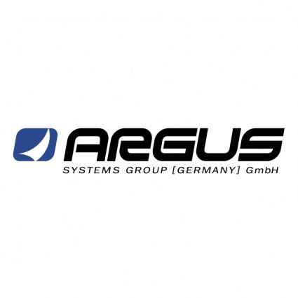 free vector Argus systems 0
