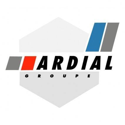 free vector Ardial groupe