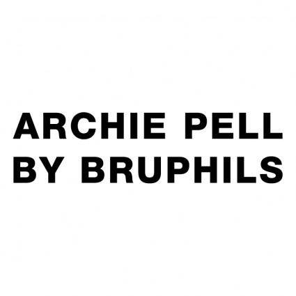 free vector Archie pell by bruphils