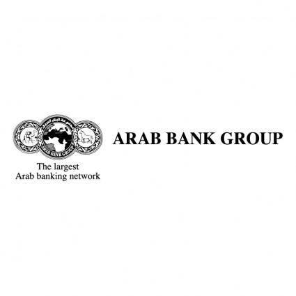 free vector Arab bank group