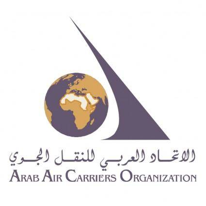 free vector Arab air carriers organization
