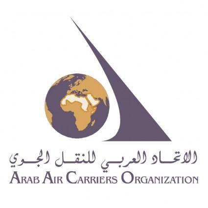free vector Arab air carriers organization