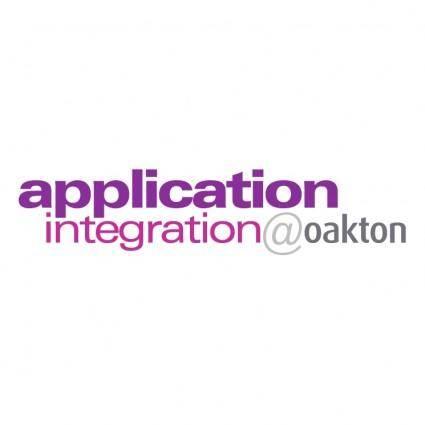 free vector Application integrationoakton