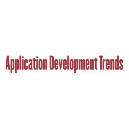 free vector Application development trends