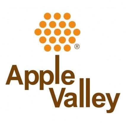 free vector Apple valley