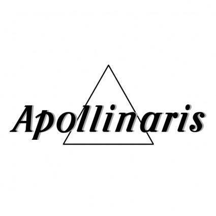 free vector Apollinaris 1
