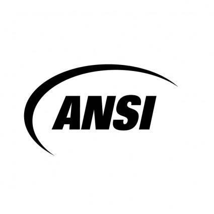 Ansi 1