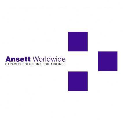 free vector Ansett worldwide