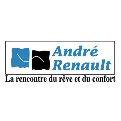 free vector Andre renault