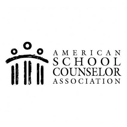 free vector American school counselor association