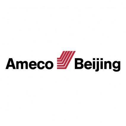 free vector Ameco beijing