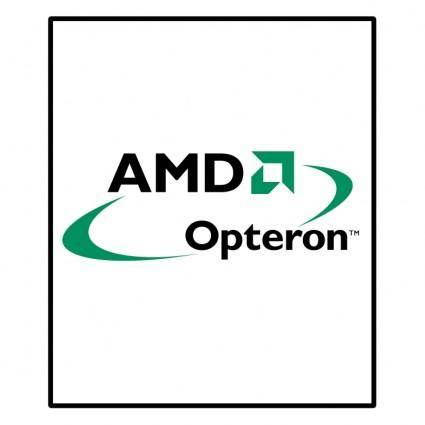 free vector Amd opteron