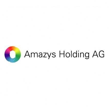 free vector Amazys holding
