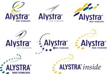 free vector Alystra inside technologies