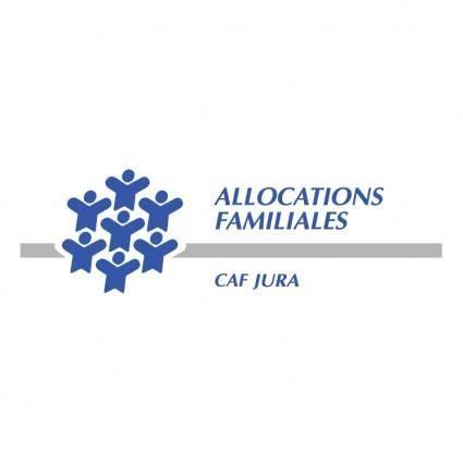 free vector Allocations familiales