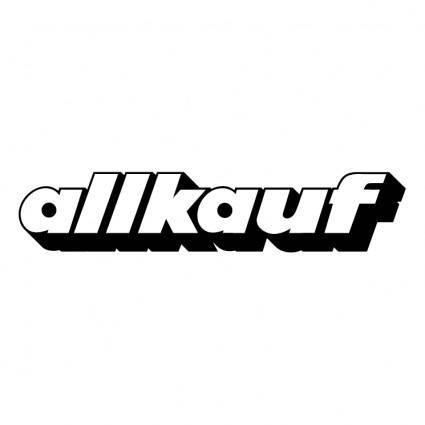 free vector Allkauf 0